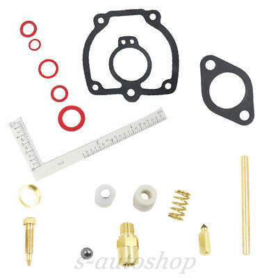 Carburetor Repair Kit For Ih International Harvester And Farmall M Mv Mta O6 W9