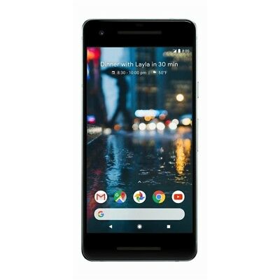 Google Pixel 2 128GB White Smartphone 12,2MP Handy ohne Vertrag 4G/LTE Android