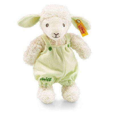 Steiff Baby Bio Baumwolle Lamm Lenny 22cm Kuscheltier 30°C 22 Geschenk  237393