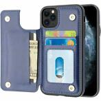 ShieldCase Wallet Case  iPhone 11 Pro Max  (blauw)
