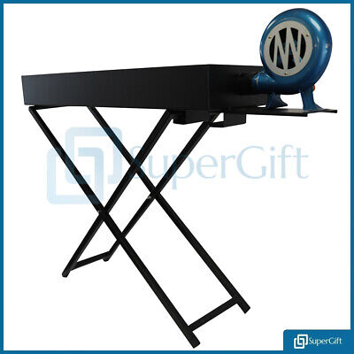 BBQ Barbecue Grill Folding Small Portable Charcoal Camping Garden Outdoor Travel