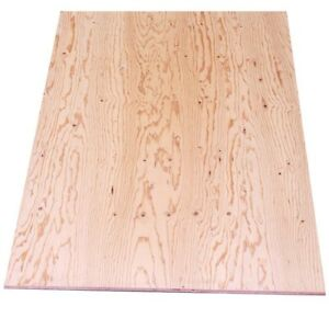 WANTED - Sheets of Plywood