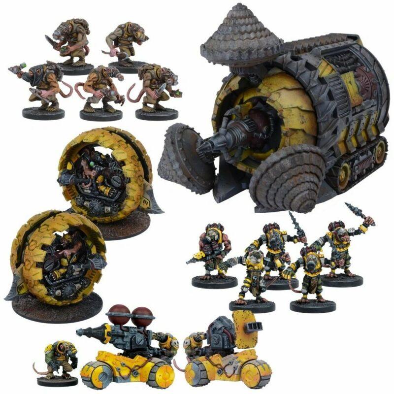 Warpath: Veer-myn - Reserve Force
