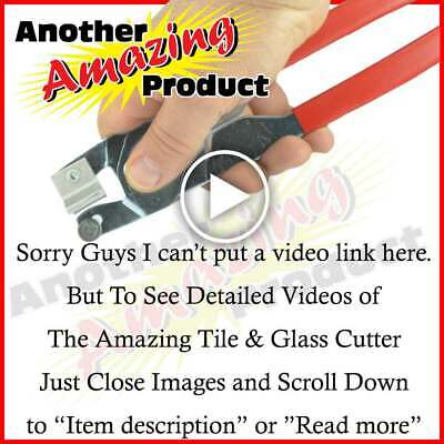The Amazing Tile And Glass Cutter™ Ceramic Floor Mirrors Stained Glass Mosaics 9