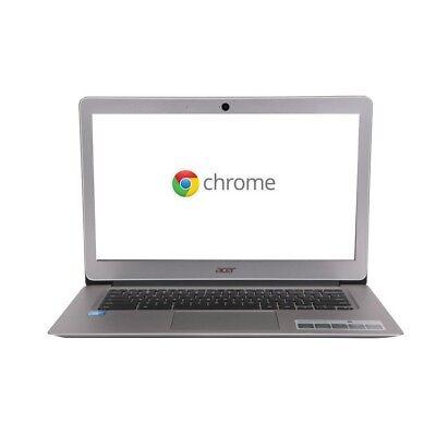 "Acer CB3-431-C99D 14"" Chromebook - SilverIntel Celeron N3060 Processor 1.60GHz;"