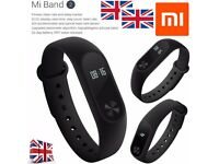 2017 Original Xiaomi Mi Band2 Miband Wristband Bracelet OLED for APPLE & Android New Sealed MiBand 2
