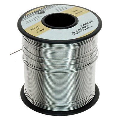 Kester 24-6337-8809 1-pound 245 No-clean Cored Wire Solder Roll Sn63 Pb37 0.025