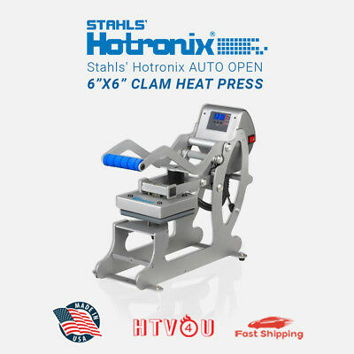Stahls Hotronix 6 X 6 Heat Press Stx6-120