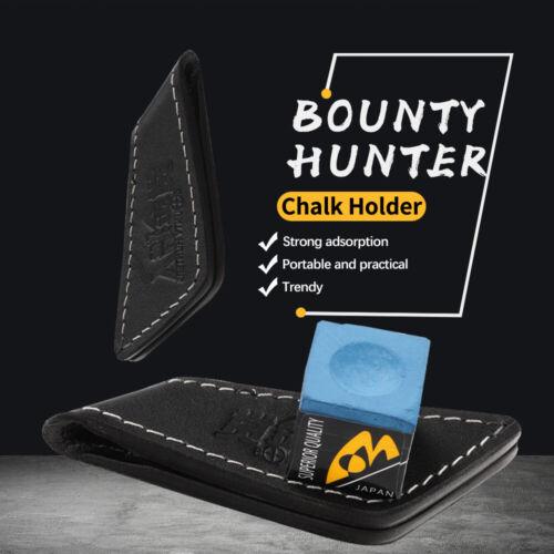 Bounty Hunter Chalk Holder Magnetic Billiard Pool Cue Chalk Holder Accessories