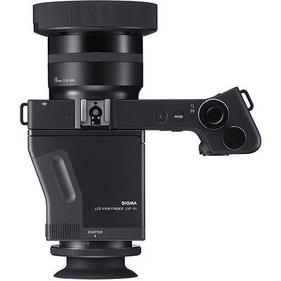 Sigma LVF-01 LCD Viewfinder For DP Quattro Camera (UK Stock)
