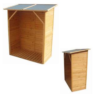 holzunterstand g nstig online kaufen bei ebay. Black Bedroom Furniture Sets. Home Design Ideas