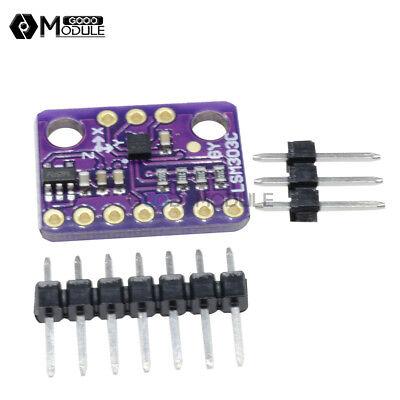 3-axis Lis3mdl Lsm303c 6dof Magnetometer Accelerometer Magnetic Sensor Module