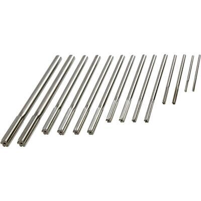 Grizzly H5603 Overunder Chucking Reamer 14 Pc. Set