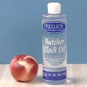 butcher block oil finishing finish oil finishes