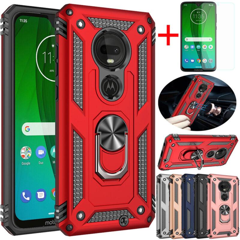 For Motorola Moto E5 G8 G7 Play/Plus/Power Shockproof Case C