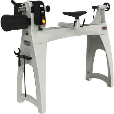 Jet Jwl-1640evs 1.5 Hp 16 X 40 Variable Speed Woodworking Lathe 719500 New