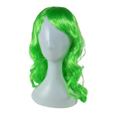 Missamé Color Wig for Dress Up, Cosplay, Kids Adult Halloween Costumes - Halloween Wigs For Kids