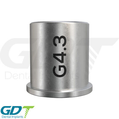 Guide Sleeve For Guided Surgery Drill External Irrigation Dental Implant Tool