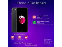 iPhone 7 Plus/7/6s/6/6 Plus,5,5s, LCD Screen Digitiser Touch Repair Replace Service while you wait