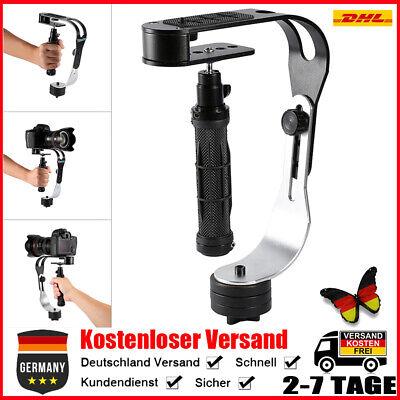 Handheld Schwebestativ Stabilisator Stabilizer Steadycam DSLR GOPRO Kamera GP DE