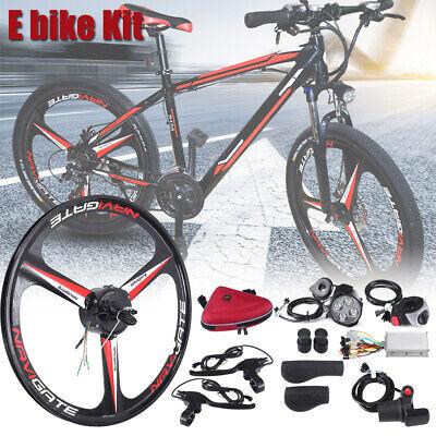 """26"""" Vorderrad E Bike Conversion Kit 36V 300W Ebike Elektrofahrrad Umbausatz Kit"""