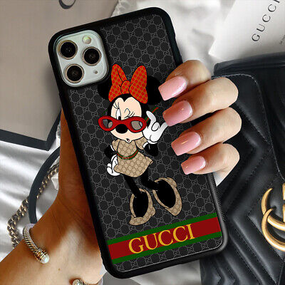 Case Minnie iPhone 8 X XR XS Guccy847rCases 11 Pro Max Galaxy S20 Note 10 96