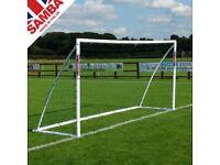 "Samba football goal 12"" x 6"""