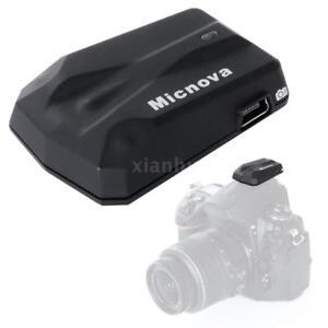 Micnova GPS Unite Geotag Replace Positioning Recording for Nikon DSLR Camera