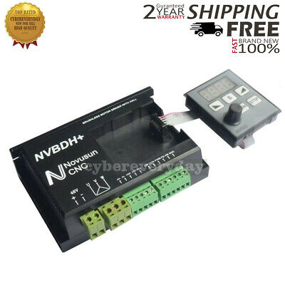 Brushless Motor Driver With Hall Controller Cnc For Spindle Engraving Machine Dt