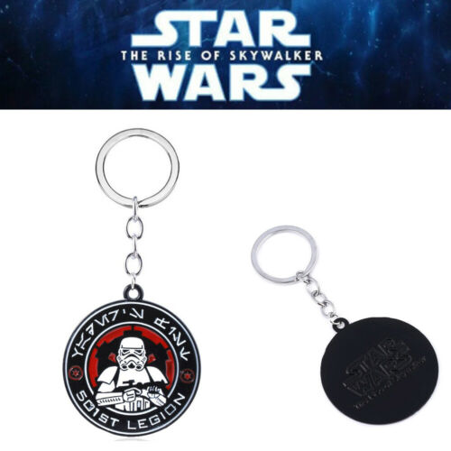 Star Wars KeychainThe Rise of Skywallker Stormtrooper Collection Keyrings Collectibles