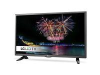 """LG 32"""" LED TV - brand new, still boxed."""