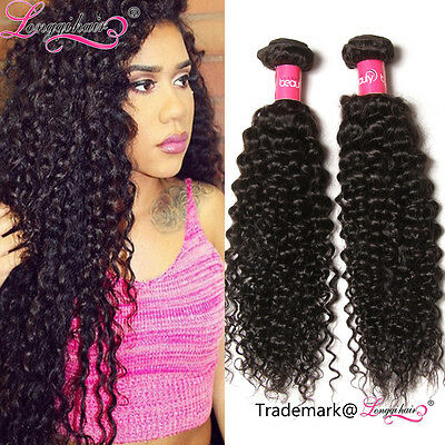 8A Raw Indian Human Hair Curly Weave 100g/400g Wet and Wavy Virgin Hair (100 Human Hair Wet And Wavy Weave)