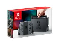 Nintendo Switch 32GB Handheld Gaming Console With Dock & Joy-Con Controllers