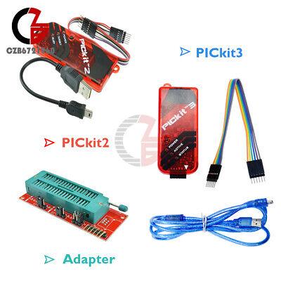 Pickit2 Pickit3 Debugger Programmer Emulator Pic Controller Board Pic Kit2 Kit3