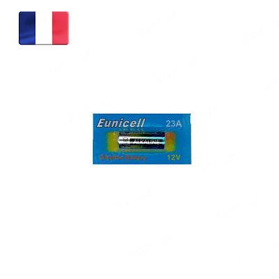 23A EUNICELL - 1 pile - 12V Alcaline - MN21 A23 LRV08 E23A