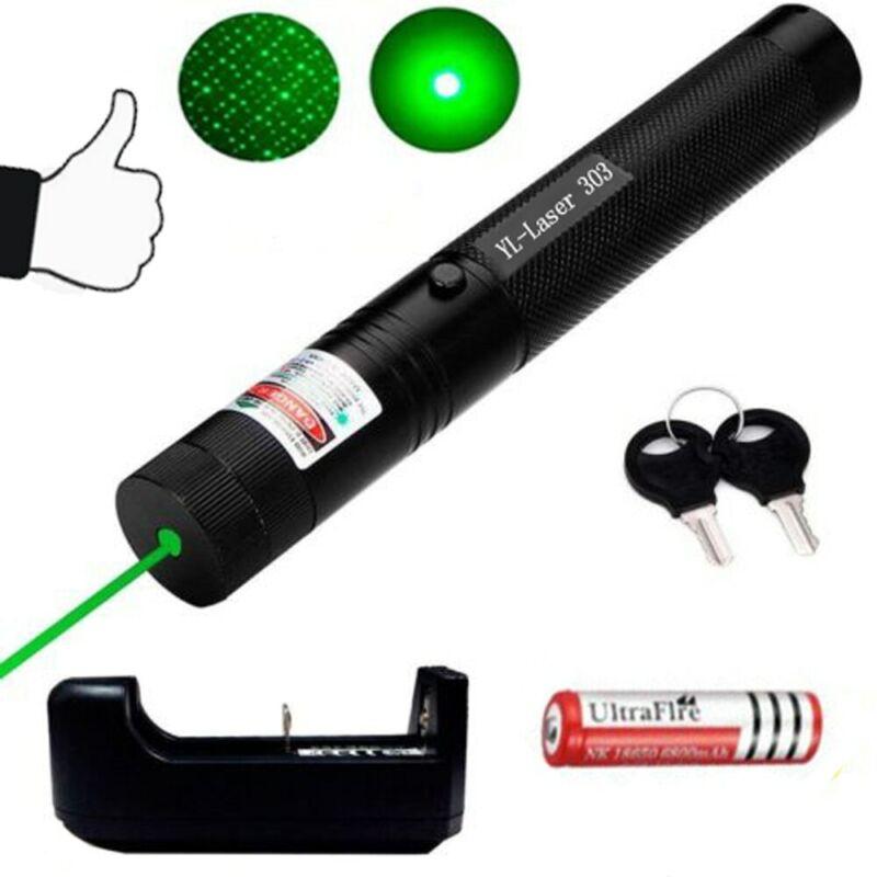 Laser Pointer Green Laser 303 High Power 532nm Pointer Pen A
