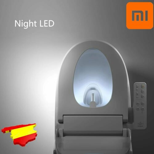 2019 Xiaomi Smartmi Smart Toilet Seat Waterproof Electric Bidet Tapa de EL