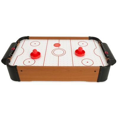 Indoor Games Active Tabletop Air Hockey Game In Box Emerson