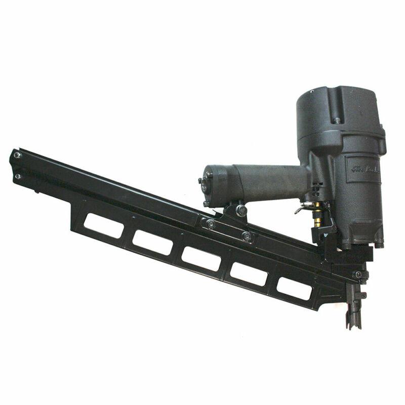 """AL83A2 Round Full Head Framing Nailer Nail Gun 2/"""" to 3-1//2/""""  21° 70-110 PSI"""