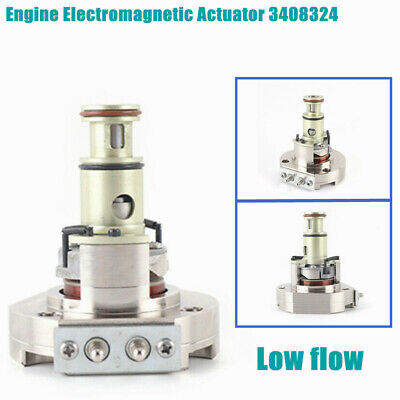Engine Actuator 3408324 Closed Type Low-flow 24v For 250kw Cummins Diesel