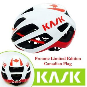 NEW Kask Protone Limited Edition Canadian Flag, Small Condtion: New, Small