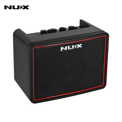 NUX Mighty Lite BT Mini Electric Guitar Amplifier Amp 3 Channels Tape Tempo D4W5 for sale  China