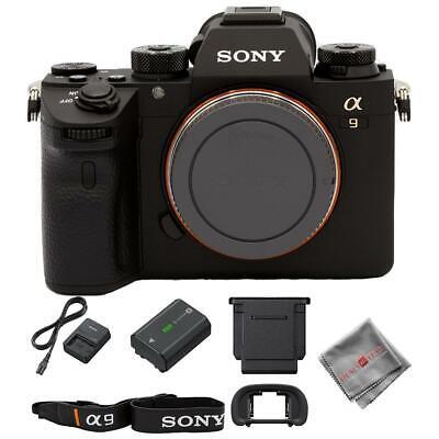 Sony Alpha a9 Mirrorless Digital Camera  - Mega Bundle Brand