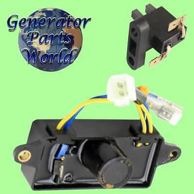 Generac Avr Carbon Brush For Gp3250 Lp3250 Square Generator Voltage Regulator