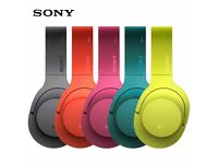 Sony h.ear on Wireless Noise Cancelling headphones MDR-100ABN