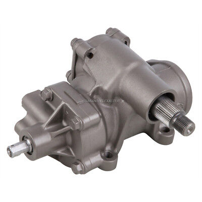 For Chevy GMC Cadillac Full-Size SUV Reman Power Steering Gear Box