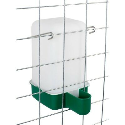 4 Pack Baby Chick Waterer Drinker Cage Cup - Canaries Chickens Poultry