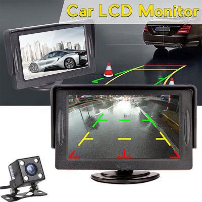 Video Rückfahrsystem für Wohnmobil mit Rückfahrkamera System Monitor Auto Kamera