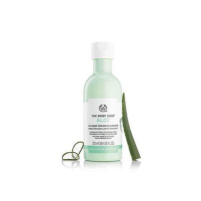 - The Body Shop Aloe Calming Facial Cleanser 6.75fl.oz/200ml