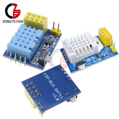 Dht11 Am2302 Dht22 Esp8266 Esp-0101s Temperature Humidity Wifi Sensor Module
